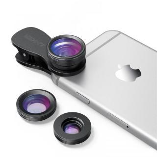 Anker スマートフォン用 カメラレンズキット