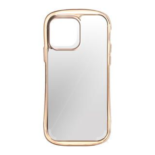 iPhone 13 Pro Max (6.7インチ) ケース iSense ルミナス スリム 360°ケース ゴールド iPhone 13 Pro Max【11月中旬】