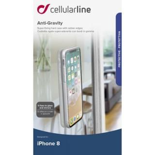 Cellularline Anti Gravity 貼るケース iPhone X