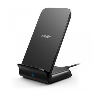 Anker PowerWave 7.5 スタンド型ワイヤレス充電器 ブラック【10月下旬】