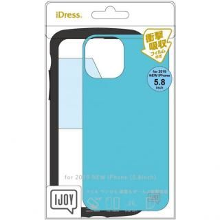 iPhone 11 Pro ケース サンクレスト 360度衝撃吸収ケース NEWT IJOY ライトブルー iPhone 11 Pro
