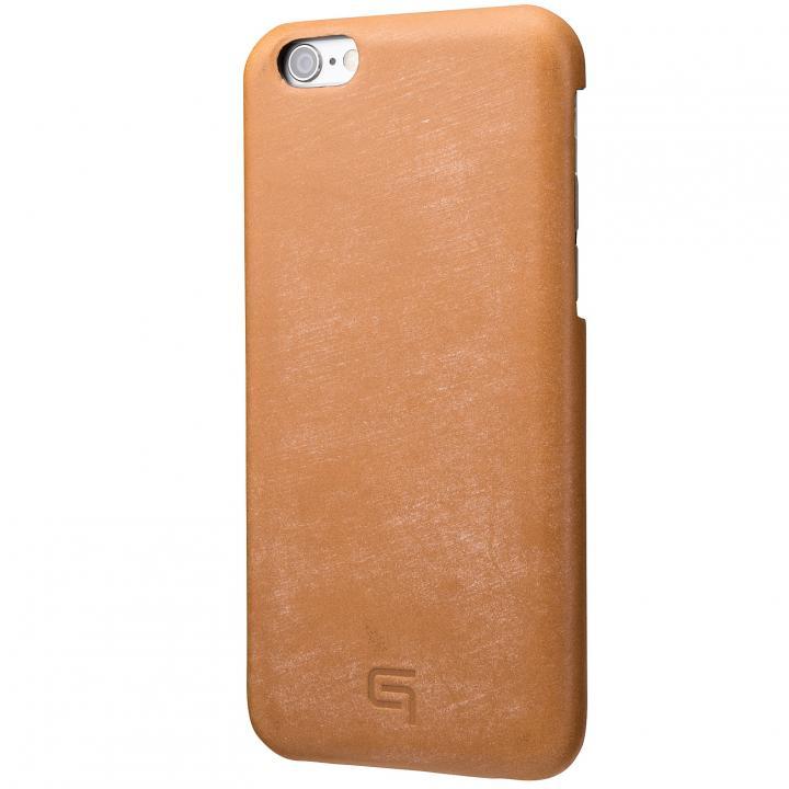 GRAMAS ブライドルレザーケース タン iPhone 6s/6