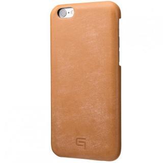 【iPhone6s/6ケース】GRAMAS ブライドルレザーケース タン iPhone 6s/6