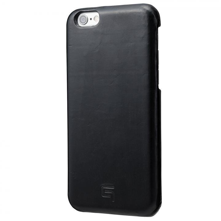 GRAMAS ブライドルレザーケース ブラック iPhone 6s Plus/6 Plus