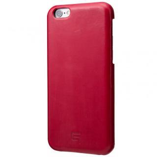 【iPhone6s Plus/6 Plusケース】GRAMAS ブライドルレザーケース レッド iPhone 6s Plus/6 Plus