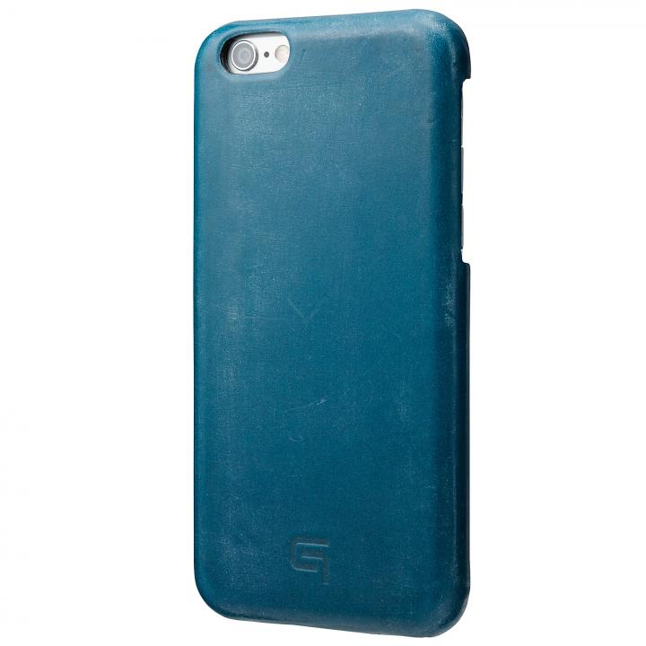 GRAMAS ブライドルレザーケース ネイビー iPhone 6s Plus/6 Plus