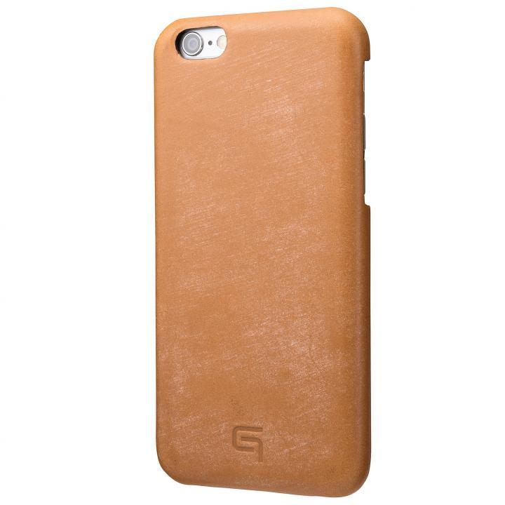【iPhone6s Plus/6 Plusケース】GRAMAS ブライドルレザーケース タン iPhone 6s Plus/6 Plus_0