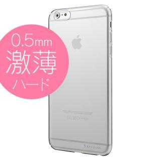 【10月中旬】AppBankのうすいiPhone 6 Plusケース クリア ハード