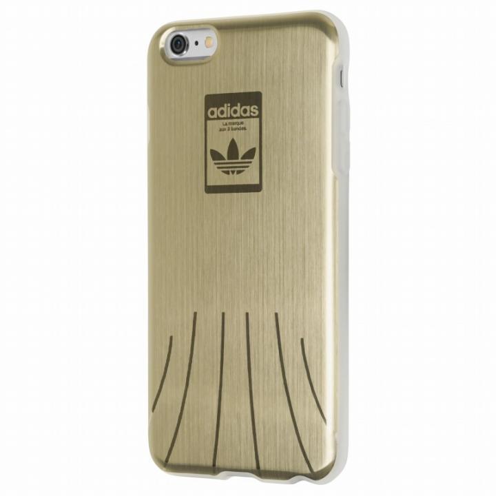 adidas 1969 TPUケース ゴールド iPhone 6s/6