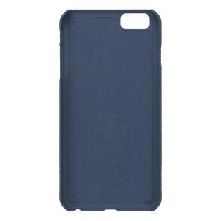 【iPhone6s/6ケース】adidas スエード ハードケース ブルー/ホワイト iPhone 6s/6_2