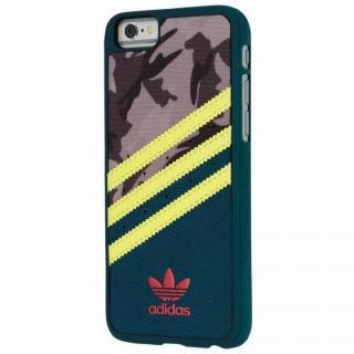 adidas ハードケース Oddity Grey Camo iPhone 6s/6