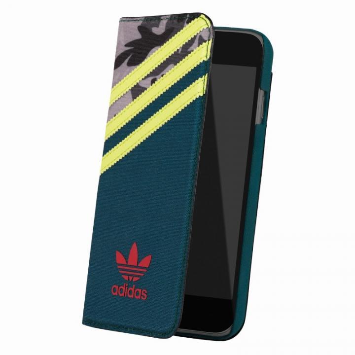 iPhone6s/6 ケース adidas 手帳型ケース Oddity Grey Camo iPhone 6s/6_0