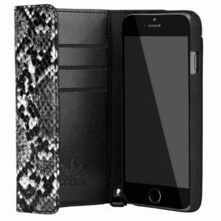 【iPhone6s/6ケース】adidas 手帳型ケース クラッチ スネークスキン iPhone 6s/6_3