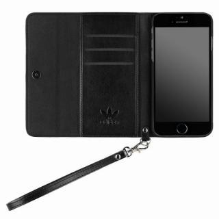 【iPhone6s/6ケース】adidas 手帳型ケース クラッチ スネークスキン iPhone 6s/6_5