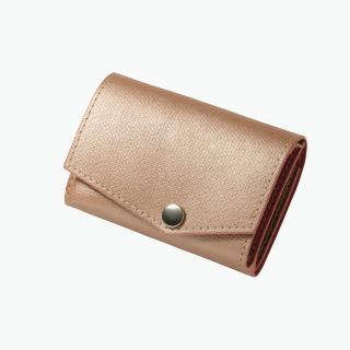 小さい財布 abrAsus(アブラサス) プラム