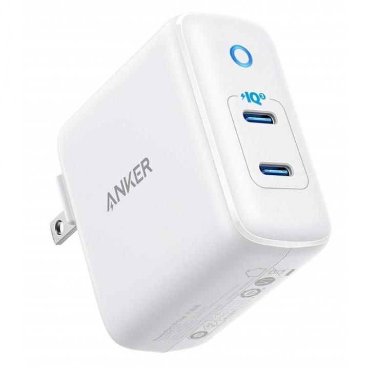 Anker PowerPort III Duo 2ポートUSB急速充電器 ホワイト_0