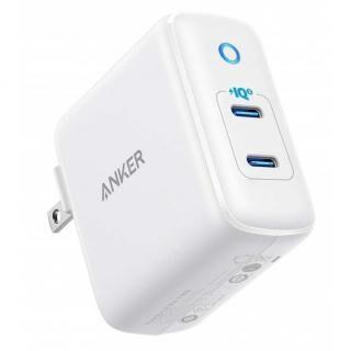 Anker PowerPort III Duo 2ポートUSB急速充電器 ホワイト【9月下旬】