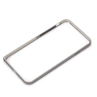 Premium Style アルミニウムバンパー シルバー iPhone XR