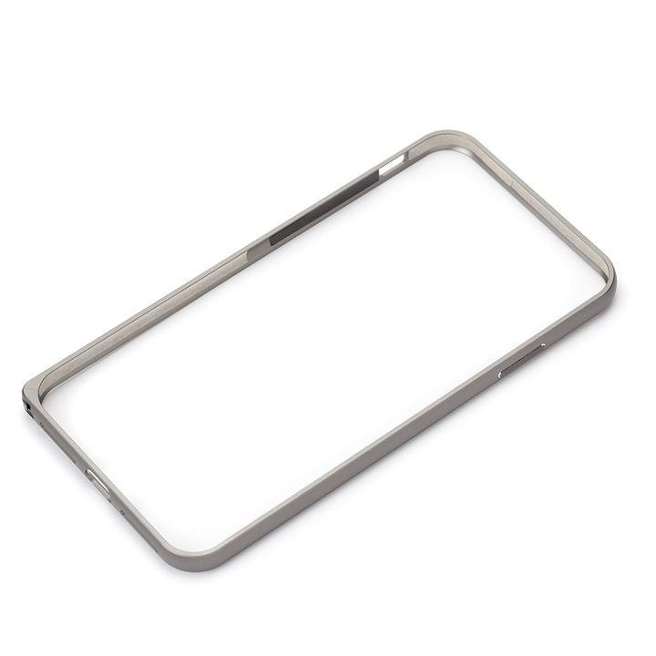 iPhone XR ケース Premium Style アルミニウムバンパー シルバー iPhone XR_0