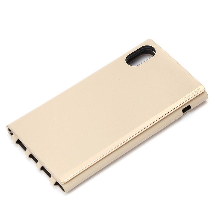 iPhone XR ケース Premium Style バック手帳型ケース アイボリー iPhone XR_0