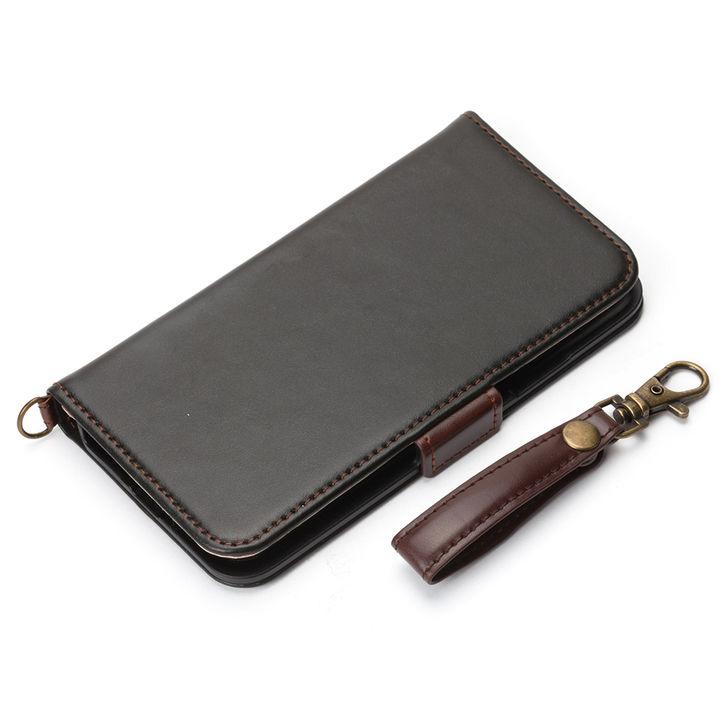 iPhone XS/X ケース Premium Style 手帳型ケース PUレザーダメージ加工 ブラック iPhone XS/X_0