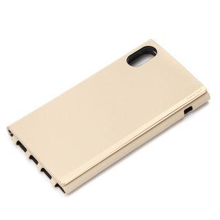 iPhone XR ケース Premium Style バック手帳型ケース アイボリー iPhone XR