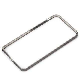 【iPhone XS Maxケース】Premium Style アルミニウムバンパー ブラック iPhone XS Max