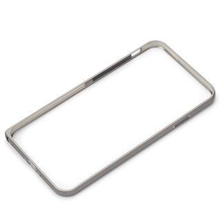 Premium Style アルミニウムバンパー シルバー iPhone XS Max