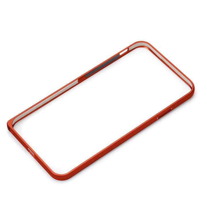 iPhone XR ケース Premium Style アルミニウムバンパー レッド iPhone XR_0