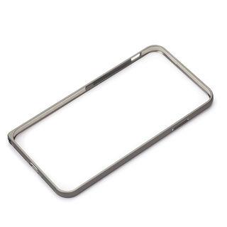 【iPhone XRケース】Premium Style アルミニウムバンパー ブラック iPhone XR