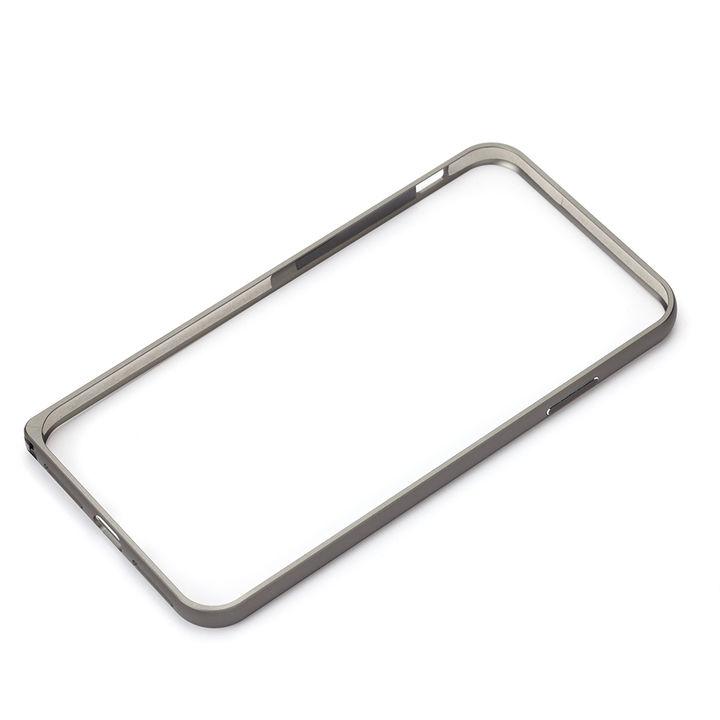 iPhone XR ケース Premium Style アルミニウムバンパー ブラック iPhone XR_0