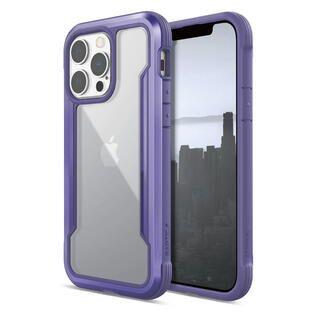 iPhone 13 Pro ケース RAPTIC Shield Pro 耐衝撃ケース Purple iPhone 13 Pro
