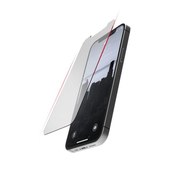RAPTIC Glass Full Coverage 強化ガラス Clear iPhone 13/iPhone 13 Pro【10月下旬】_0