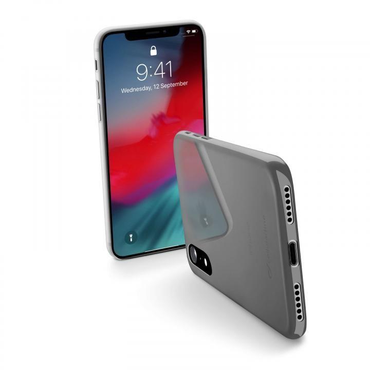 ZERO 超極薄ケース 0.4mm クリアケース iPhone XR【10月上旬】