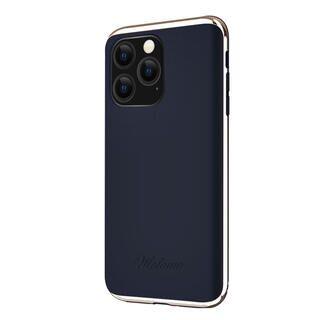 iPhone 13 Pro ケース INO LINE INFINITY CASE Chrome Gold Rayal Indigo iPhone 13 Pro【10月下旬】