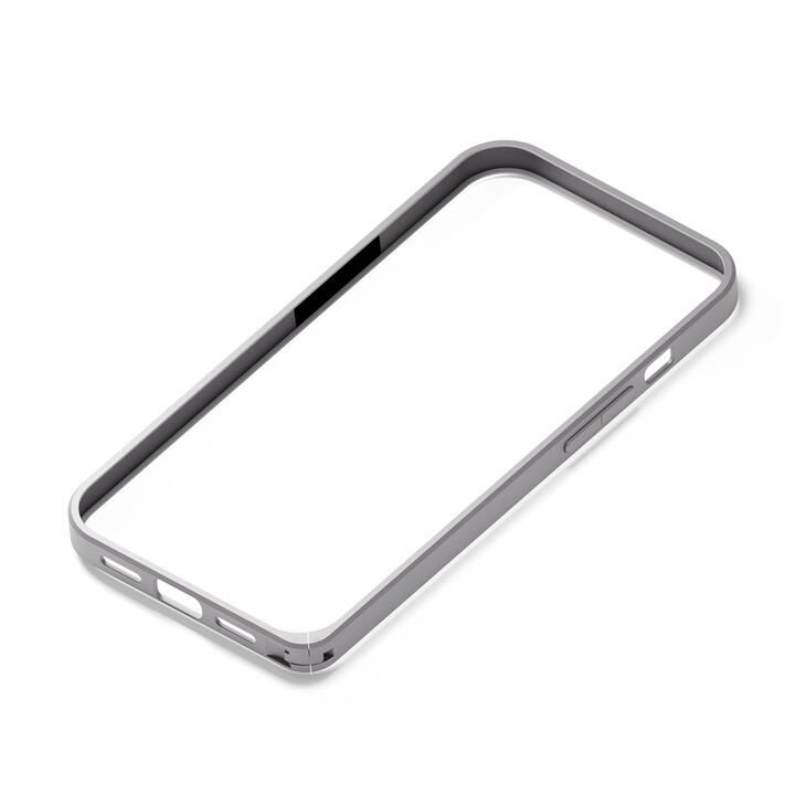 アルミバンパー シルバー iPhone 13 mini【11月上旬】_0