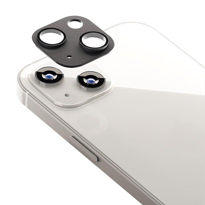 カメラレンズプロテクター ブラック iPhone 13 mini_0