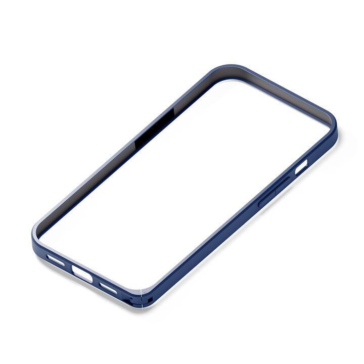 アルミバンパー ネイビー iPhone 13 mini_0