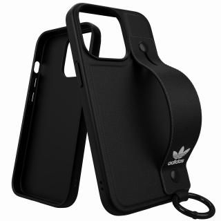 iPhone 13 ケース adidas Originals Hand Strap Case FW21 Black iPhone 13/iPhone 13 Pro【10月下旬】
