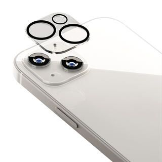 iPhone 13 mini (5.4インチ) ケース カメラレンズプロテクター クリア iPhone 13 mini【9月下旬】