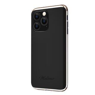 iPhone 13 Pro ケース INO LINE INFINITY CASE Chrome Gold Stone Black iPhone 13 Pro【10月下旬】