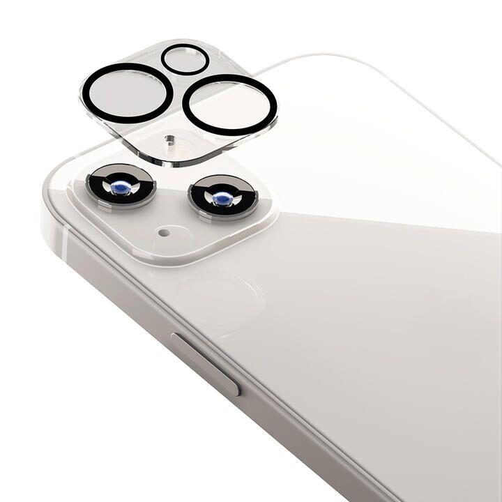 カメラレンズプロテクター クリア iPhone 13 mini【9月下旬】_0
