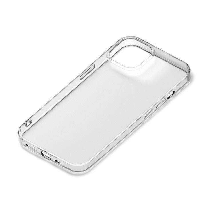 抗菌TPUケース クリア  iPhone 13 mini【10月下旬】_0