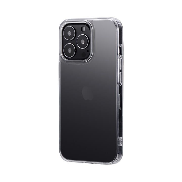 LEPLUS 耐傷・耐衝撃ハイブリッドケース CLEAR Tough クリア iPhone 13 Pro【10月上旬】_0