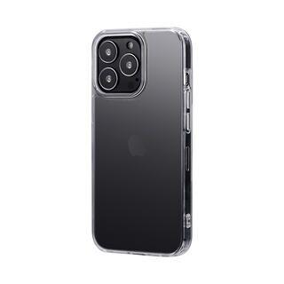 iPhone 13 Pro ケース LEPLUS 耐傷・耐衝撃ハイブリッドケース CLEAR Tough クリア iPhone 13 Pro