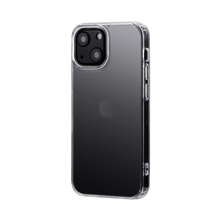 LEPLUS 耐傷・耐衝撃ハイブリッドケース CLEAR Tough クリア iPhone 13 mini_0