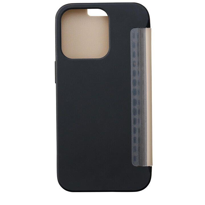 iDress NEWT CAT FLIP ブラック iPhone 13/iPhone 13 Pro_0