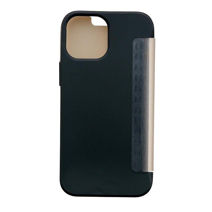 iDress NEWT CAT FLIP ブラック iPhone 13 mini_0