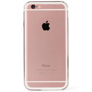 FRAME x FRAME バンパーケース ローズゴールド/ホワイト iPhone 6s Plus/6 Plus