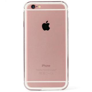 iPhone6s Plus ケース FRAME x FRAME バンパーケース ローズゴールド/ホワイト iPhone 6s Plus/6 Plus